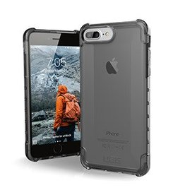 UAG UAG | iPhone 8/7/6/6s+ Grey/Clear (Ash) Plyo Series | 15-02459