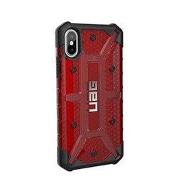UAG UAG | iPhone X/Xs Plasma Red/Clear | 15-02083