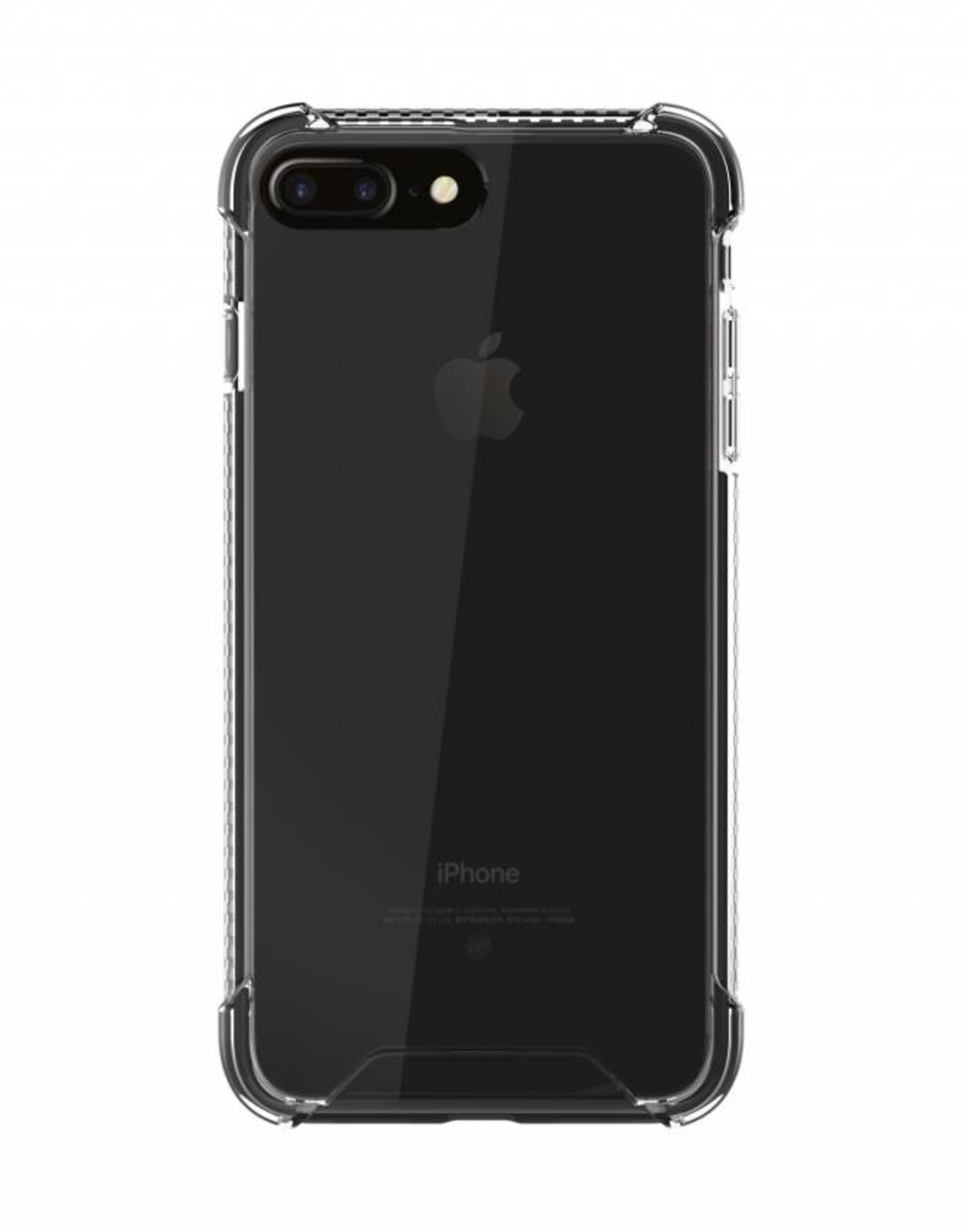Blu Element Blu Element | iPhone 8/7/6/6s+ | DropZone Rugged Black - 112-9271