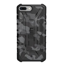 UAG UAG | iPhone 8/7/6/6s+ Pathfinder Rugged Case Midnight Camo (Black) | 15-03052