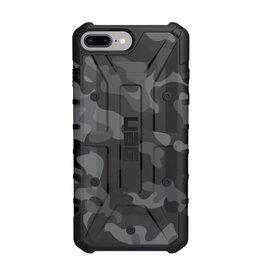 UAG UAG | iPhone 8/7/6/6s+ Pathfinder Rugged Case Midnight Camo (Black) | 120-0419