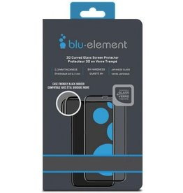 Blu Element Blu Element | Google Pixel 2 | 3D Curved Glass Screen Protector ( Case Friendly ) - 118-1890