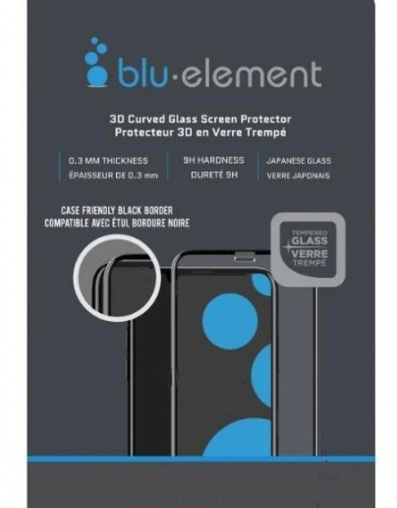 Blu Element /// Blu Element   Google Pixel 2 XL   3D Curved Glass Screen Protector - 118-1893