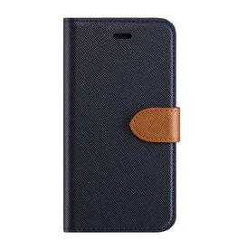 Blu Element Blu Element | Samsung Galaxy A5 | 2 in 1 Folio Blue/Tan - 112-8951