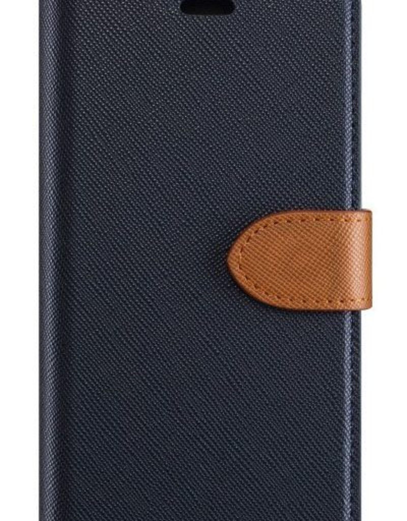 Blu Element Blu Element  Samsung Galaxy S8   2 in 1 Folio Blue/Tan - 112-9000