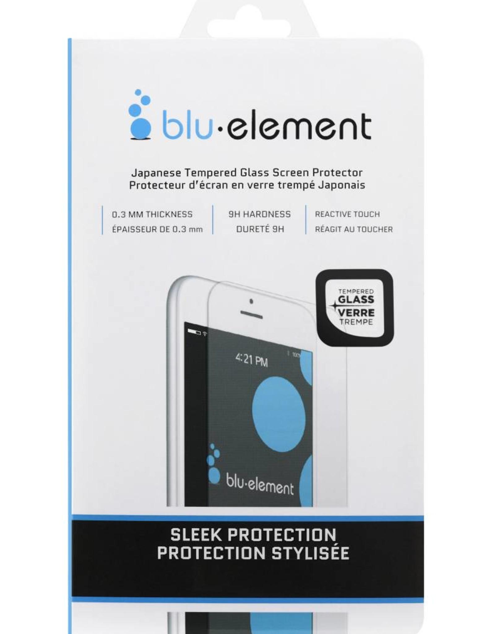 Blu Element Blu Element   LG Q6   Tempered Glass Screen Protector - 118-1866