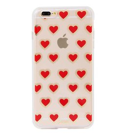 Sonix Sonix | iPhone 8/7/6/6s| Clear Coat Hearts Case - SX-270-0018-0121