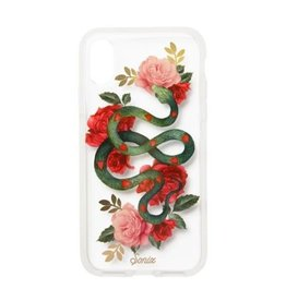 Sonix Sonix | iPhone X/Xs Fashion Clear Coat Snake Heart | SX-276-0129-0111