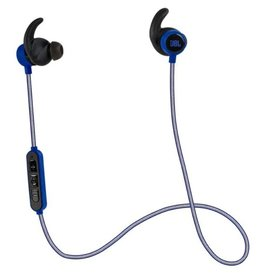 JBL JBL   Reflect Mini BT In-Ear Wireless Headphones   Blue  JBLREFLECTMINIBTBLU