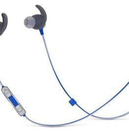JBL JBL | Reflect Mini 2 BT In-Ear Wireless Headphone ( 3-Button Mic/Remote )| Blue| JBLREFMINI2BLU