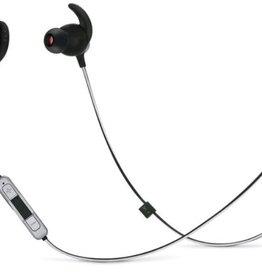 JBL JBL | Reflect Mini 2 BT In-Ear Wireless Headphone ( 3-Button Mic/Remote )| Black | JBLREFMINI2BLK