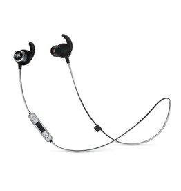 JBL JBL   Reflect Mini 2 BT In-Ear Wireless Headphone ( 3-Button Mic/Remote )  Black   JBLREFMINI2BLK