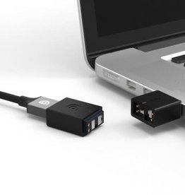 Griffin - BreakSafe Breakaway USB A Adapter 117-0540