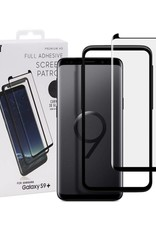 Caseco /// Caseco   Samsung Galaxy S9+ Premium Full Adhesive Tempered Glass Screen Protector   WXCC-SP-GS9P