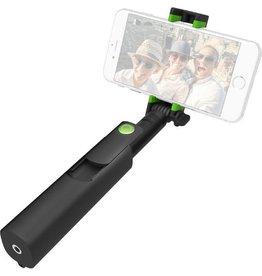 MiGo iOttie - MiGo Mini Selfie Stick with Remote Shutter Black 115-1526