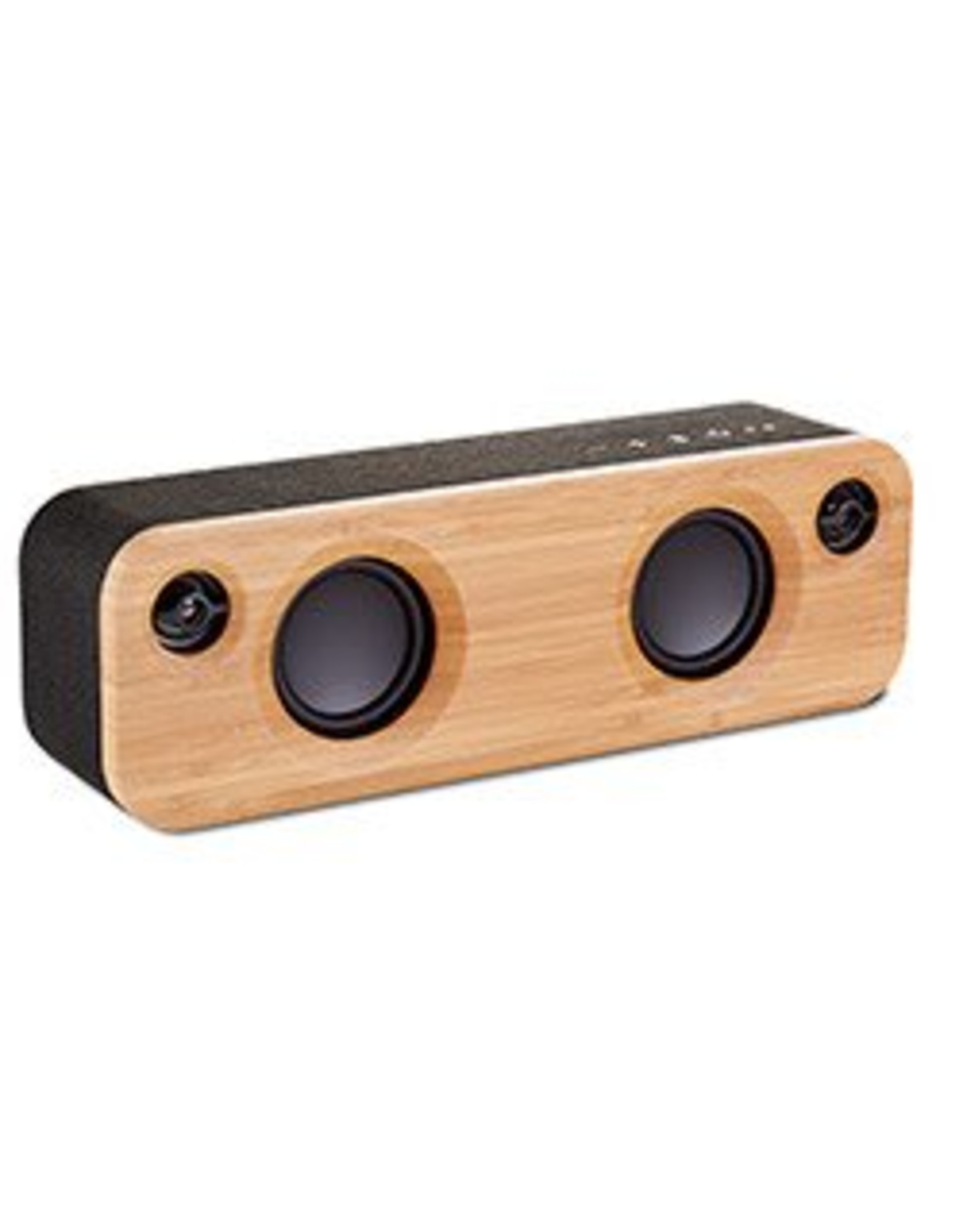House of Marley The House of Marley | Signature Black Get Together Mini Bluetooth Speaker | 15-00814