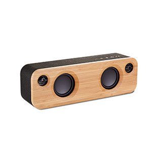 House of Marley The House of Marley   Signature Black Get Together Mini Bluetooth Speaker   15-00814