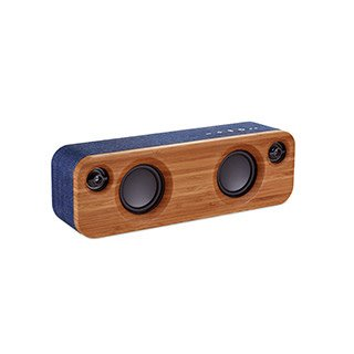 House of Marley The House of Marley | Denim Get Together Mini Bluetooth Speaker | 15-00815