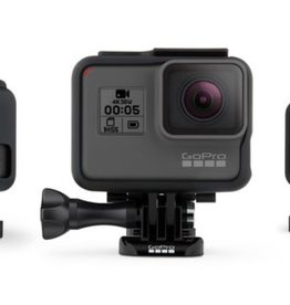 GoPro goPro |The Frame Protective Casing for Hero5 Black/Hero6 Black | GP-AAFRM-001 GP-AAFRM-001