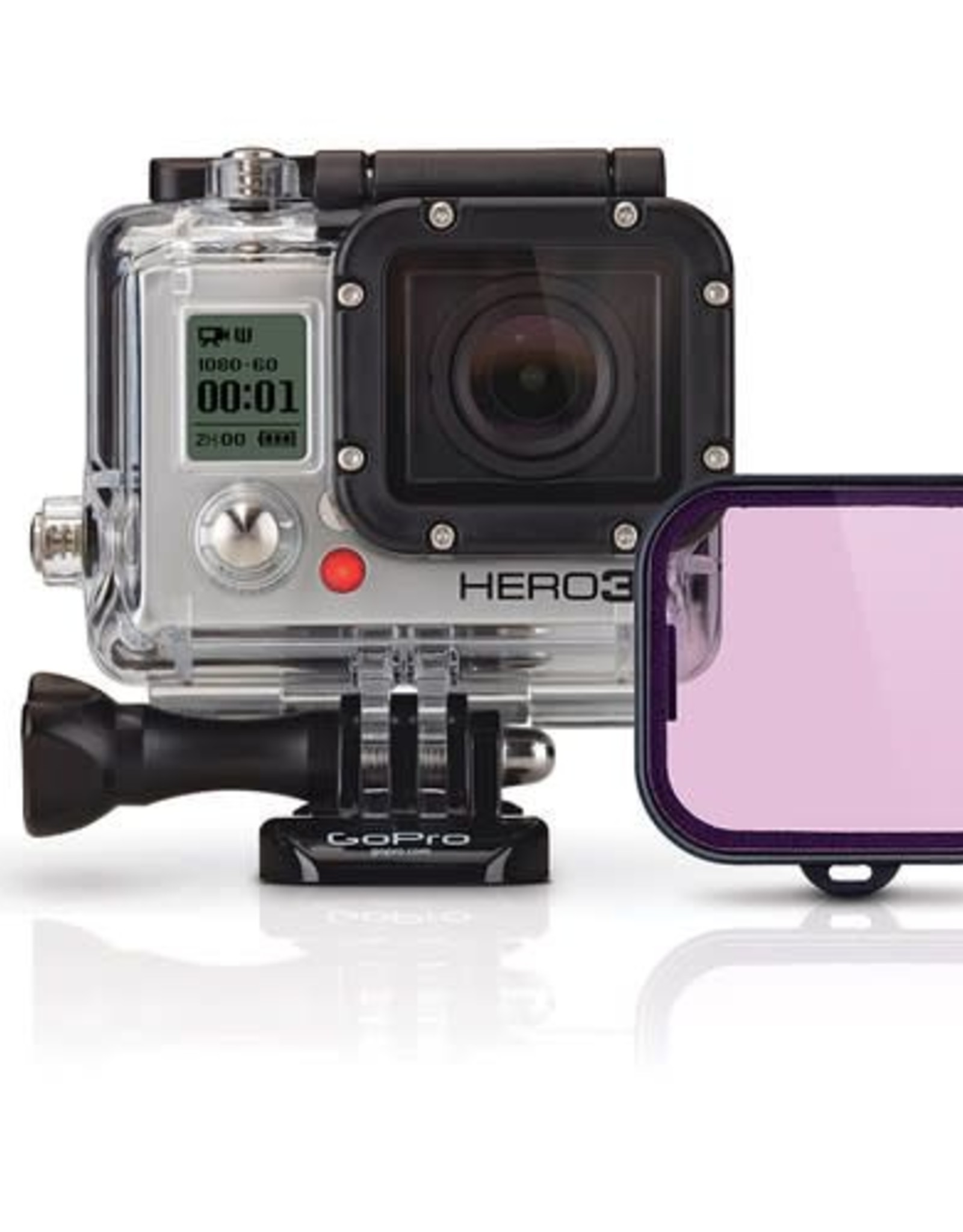 GoPro GoPro | Magenta Dive Filter for Dive and Wrist Housings | GP-ADVFM-301