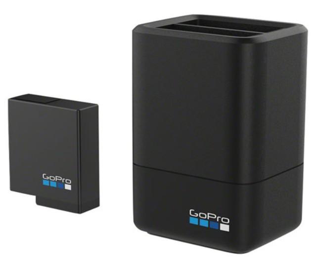 GoPro GoPro   HERO5/6/7 Black Dual Battery Charger   GP-AADBD-001-CA