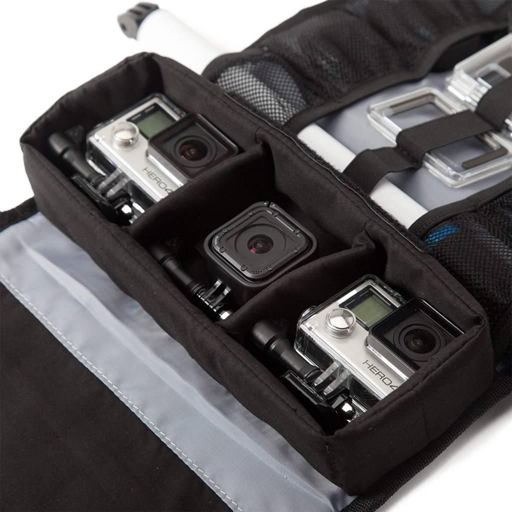 GoPro GoPro | Trekcase - Weather Resistant Roll-Up Case for GoPro Cameras | GP-GPTC-23