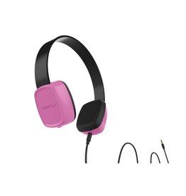 Kenu Groovies Kid's Headphones Pink