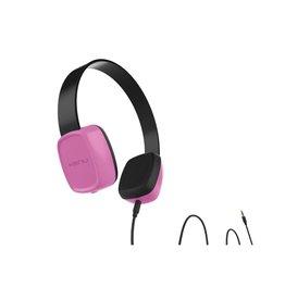 Kenu Kenu Groovies Kid's Headphones, Pink
