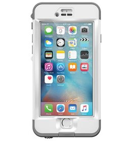 LifeProof LifeProof | Nuud iPhone 6/6S White/Grey | 112-7872
