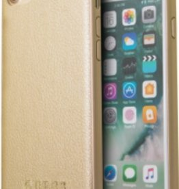 Guess   IPhone 8/7/6/6s Gold Hard Phone Case (Iridescent Collection)   GUHCP7IGLGO