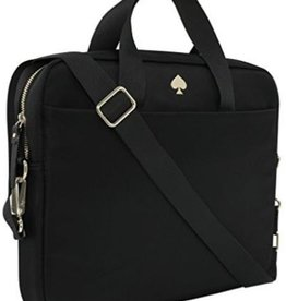 /// Kate Spade New York | Nylon Laptop Bag 13'' | KSLB-001-NBLK