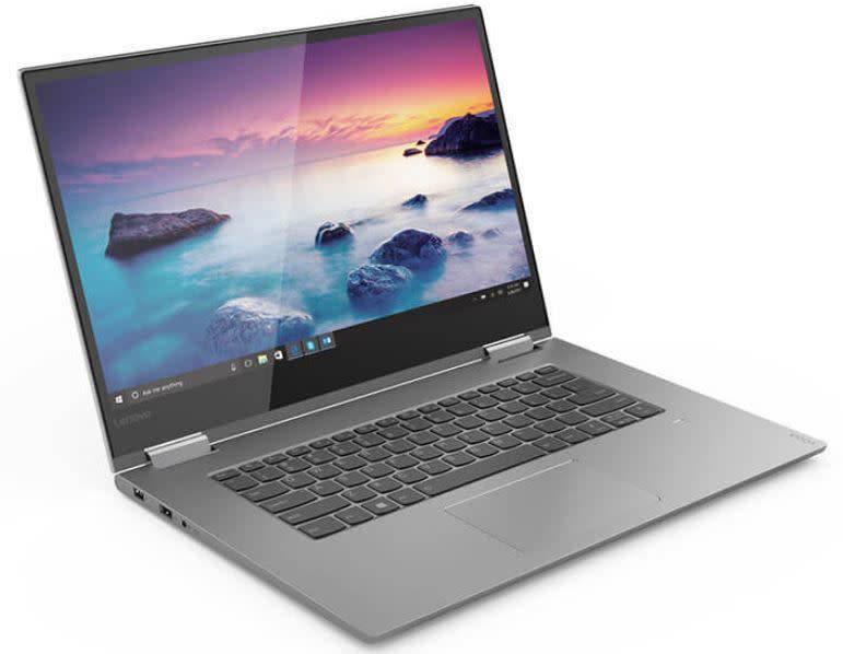 Lenovo Lenovo | Yoga 730 | 15'' 2 in 1 - Platinum| 81CU000UUS