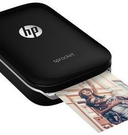 HP //// HP   Sprocket Photo Printer Black   X7N08A