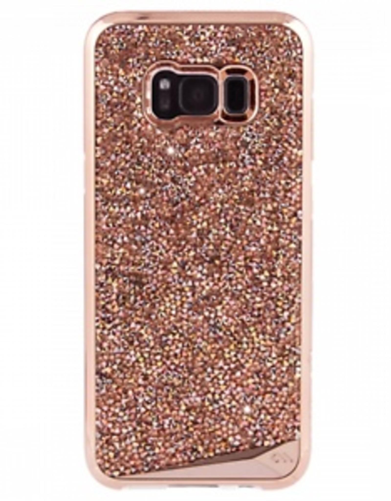 Case-Mate Case-Mate | Samsung Galaxy s8 Rose Gold Brilliance | 15-01604