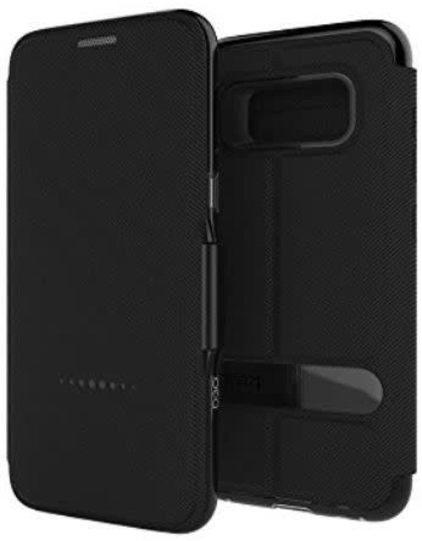 GEAR4 GEAR4 | Samsung Galaxy s8+ D3O Black Book | 15-01666