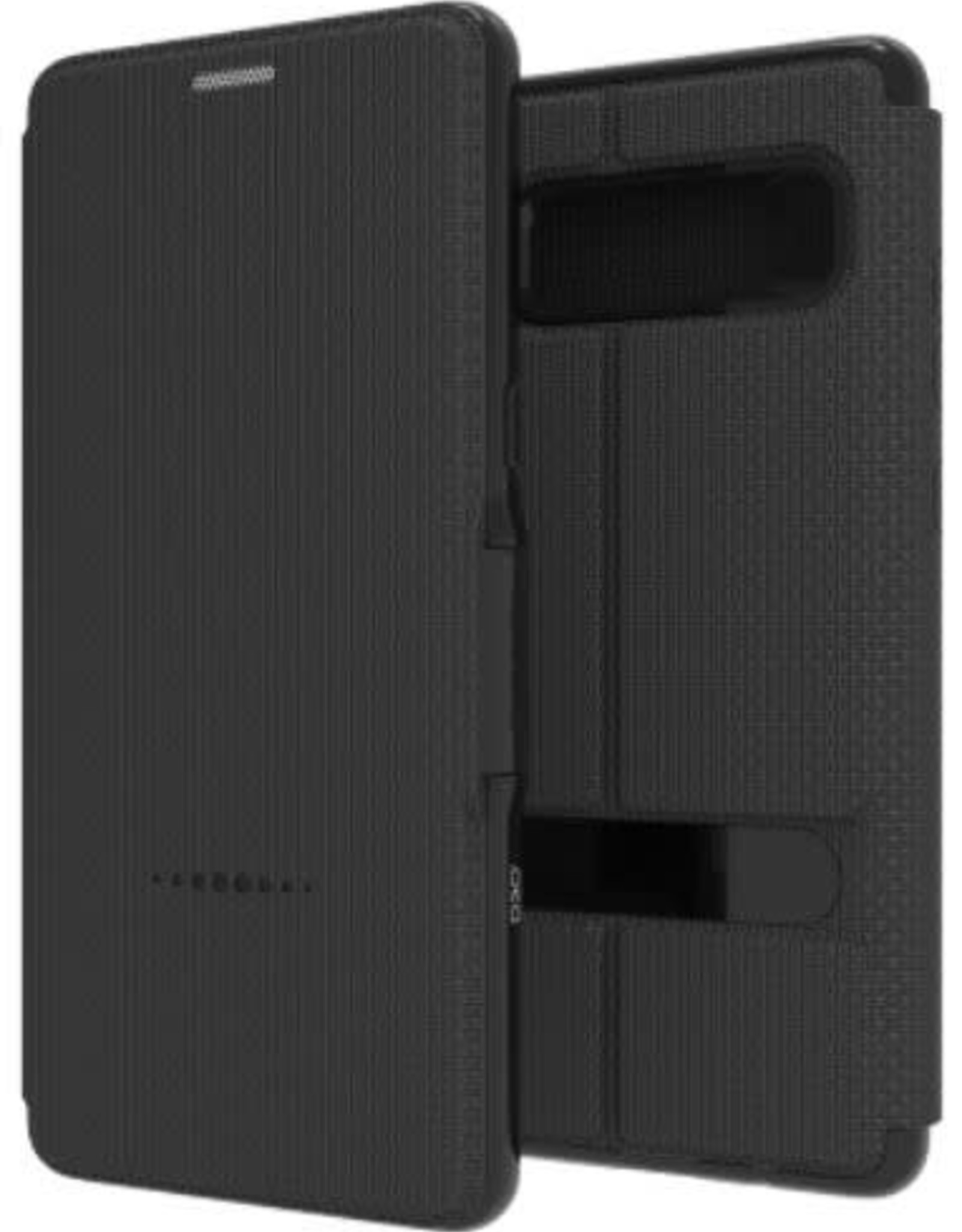 GEAR4 GEAR4 | Samsung Galaxy Note 8 D3O Black Oxford | 15-02027