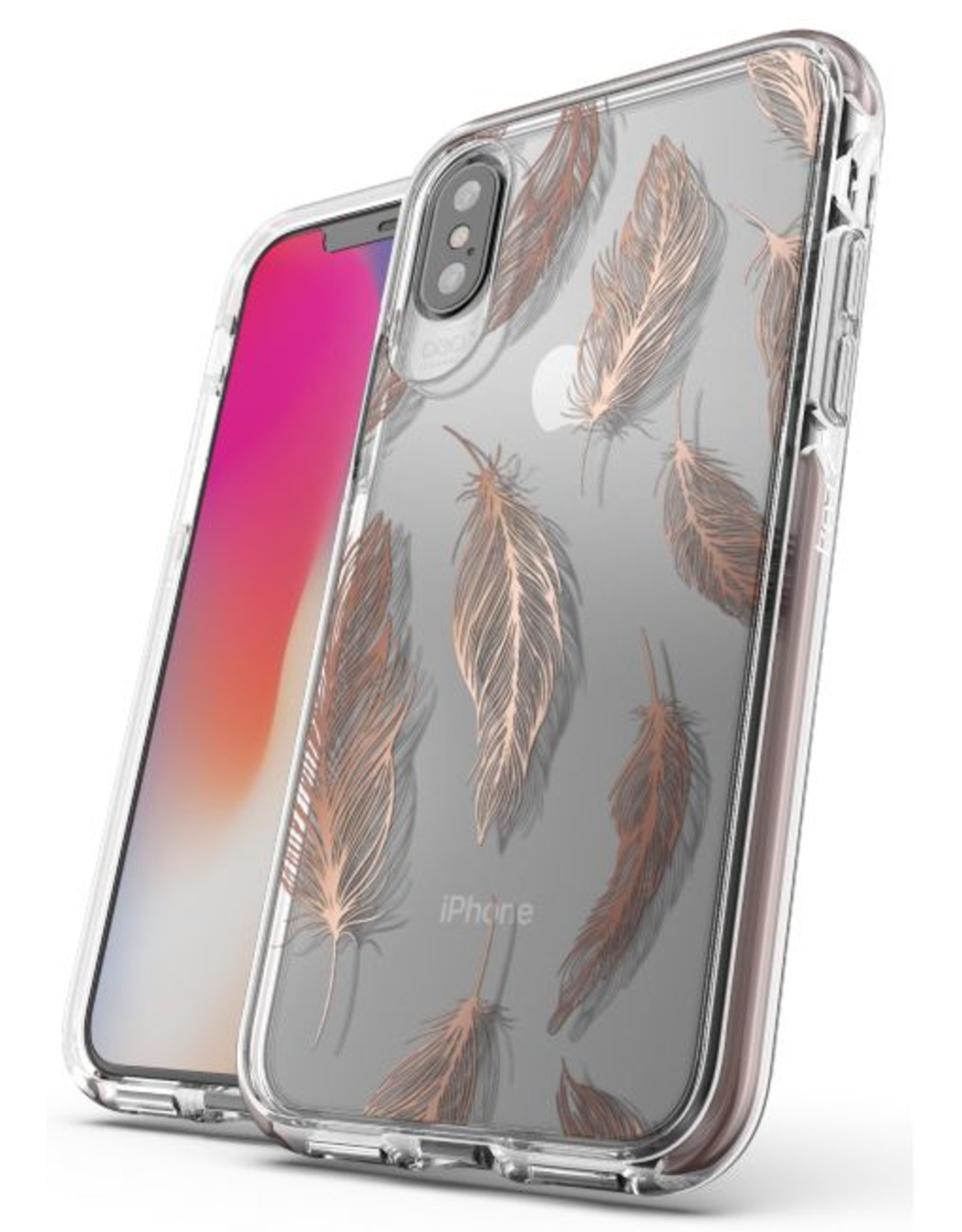 GEAR4 GEAR4 | iPhone X D3O Feathers Victoria Case | 15-02912