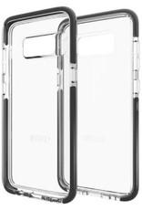 GEAR4 GEAR4 | Samsung Galaxy S8 Plus D3O Clear/Black Piccadilly case | 15-01664