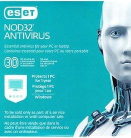 ESET ESET | NOD32 AntiVirus OEM V10 1 User 1 Year Sleeve | 467372
