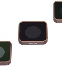 PolarPro | Cinema Series Shutter Collection ND Filter Set for GoPro HERO5/6 Black | H5B-CS-SHUTTER