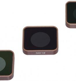 PolarPro PolarPro | Cinema Series Shutter Collection ND Filter Set for GoPro HERO5/6 Black | H5B-CS-SHUTTER
