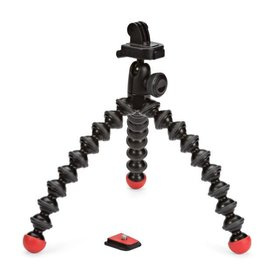 JOBY JOBY   GorillaPod Action Tripod with Mount for GoPro® (Black/Red)   JB01300