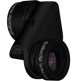 olloclip | Active Lens for iPhone 6/6s/6 Plus/6s Plus (Black) | OC-0000126-EU