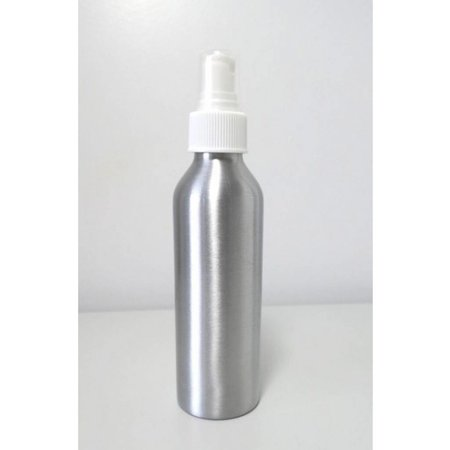 10 aluminium bottles with sprayer  150 ml