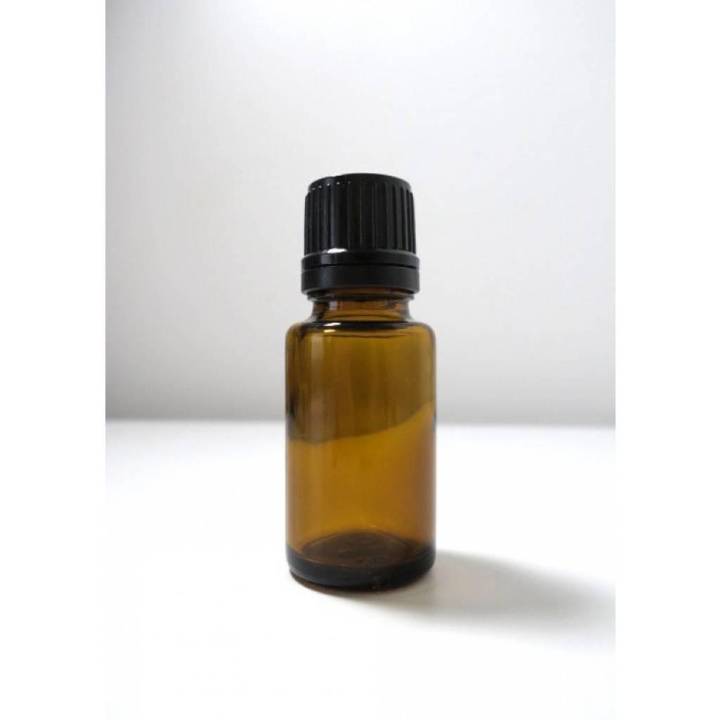 10 empty essential oil bottles