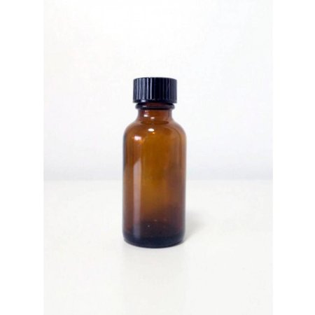 20 glass bottle with cap 30 ml