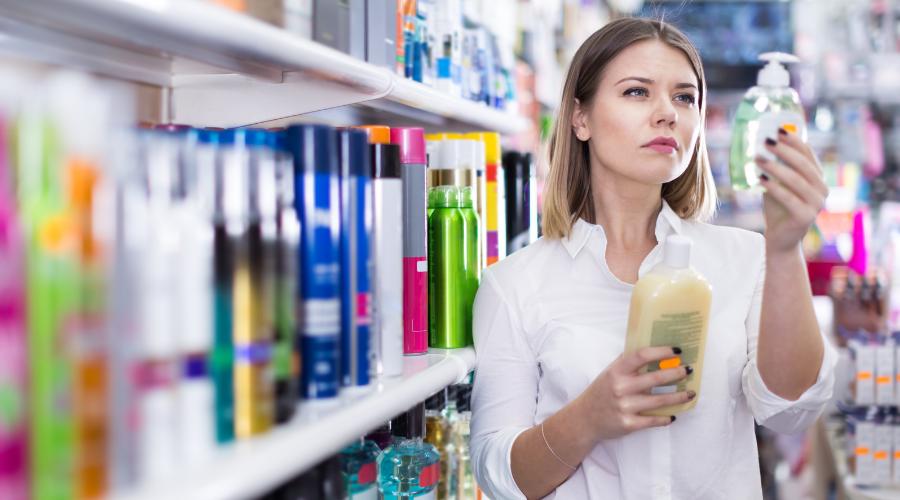 L'importance des 5 premiers ingrédients dans un produit cosmétique