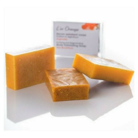 Set of 3 sea buckthorn soaps