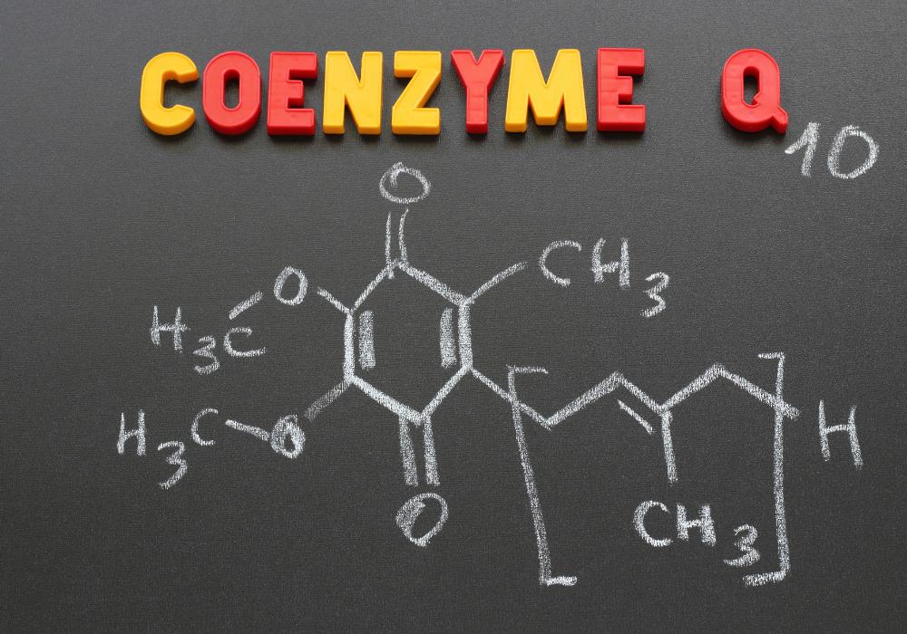 coenzyme q10 cosmetique