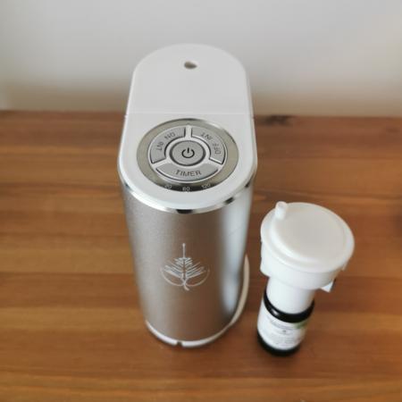 Nebuliseur huiles essentielles (sans eau)